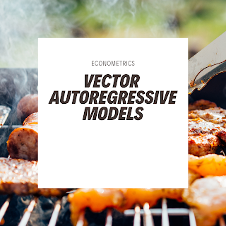Vector auto regressive models