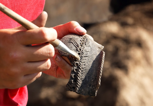 Remains of 3,000-year-old settlement found in in Warsaw