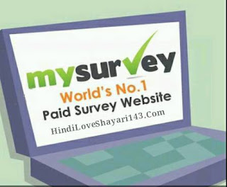 Online Surveys for Making Money.