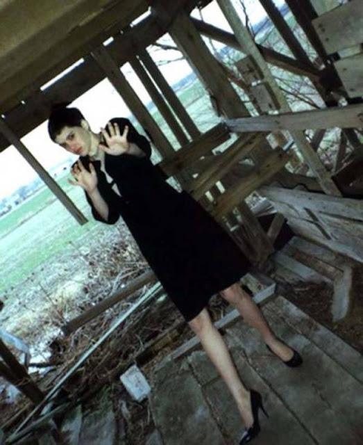 foto Regina Kay Walters sebelum di bunuh dengan sadis