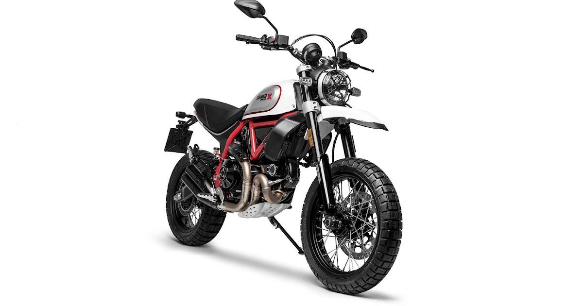 Racing Caf U00e8  Ducati Scrambler Desert Sled 2019