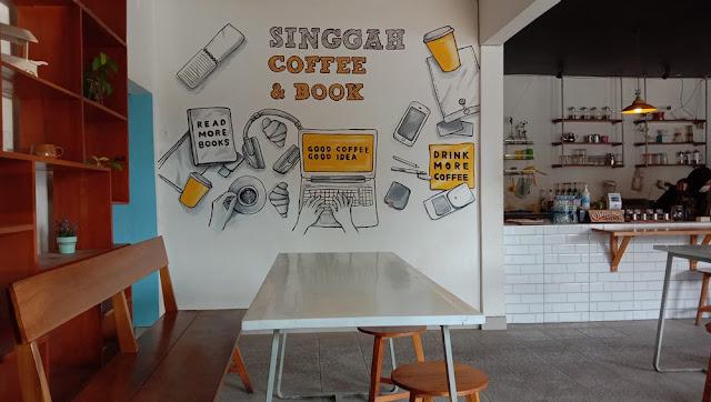 Singgah Coffee and Books