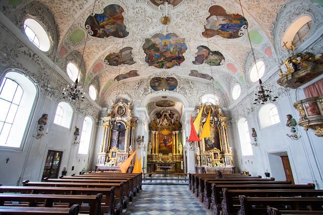 Spitalskirche zum Heiligen Geist-Innsbruck