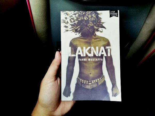 Review Novel FIXI : Laknat oleh Fahmi Mustaffa