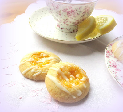 Lemon Lime Shortbreads