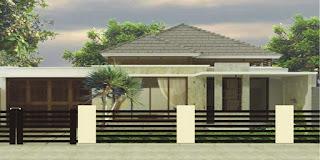 Gambar Rumah Minimalis Sederhana Paling Di minati