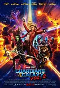 Guardians of the Galaxy Vol. 2 (2017) Hindi English Movie Download