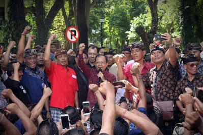 Bali Segera Terbitkan Pergub Atur Zonasi Transportasi Konvensional dan Online