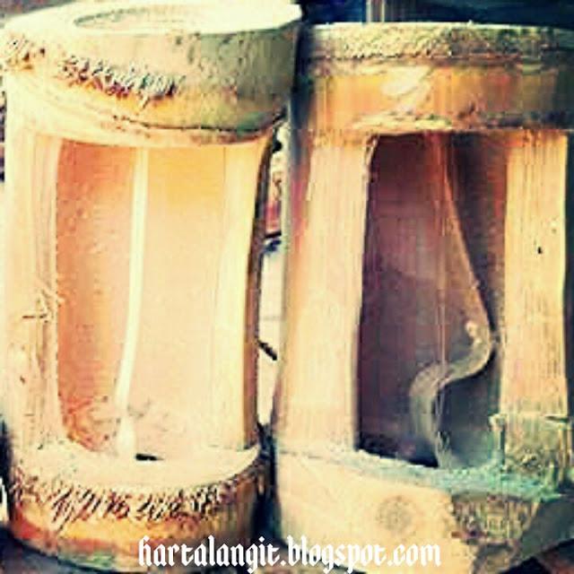 khasiat bulu perindu bambu - harta langit