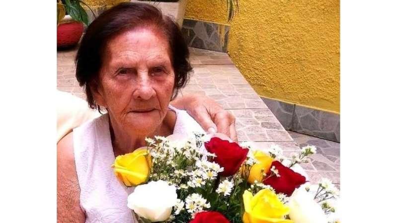 Idosa de 92 anos morre com covid-19 após ter recebido alta do hospital