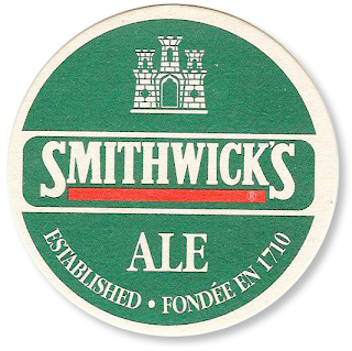 Smithwick's - Vintage Coaster