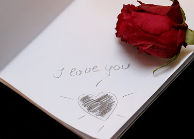 Surprise him with a note or flirty text
