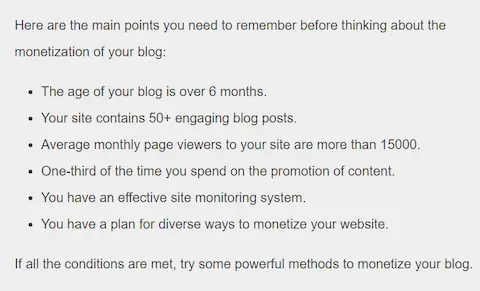 TIPS ON PAGEVIEWS FOR BLOG MONETIZATION