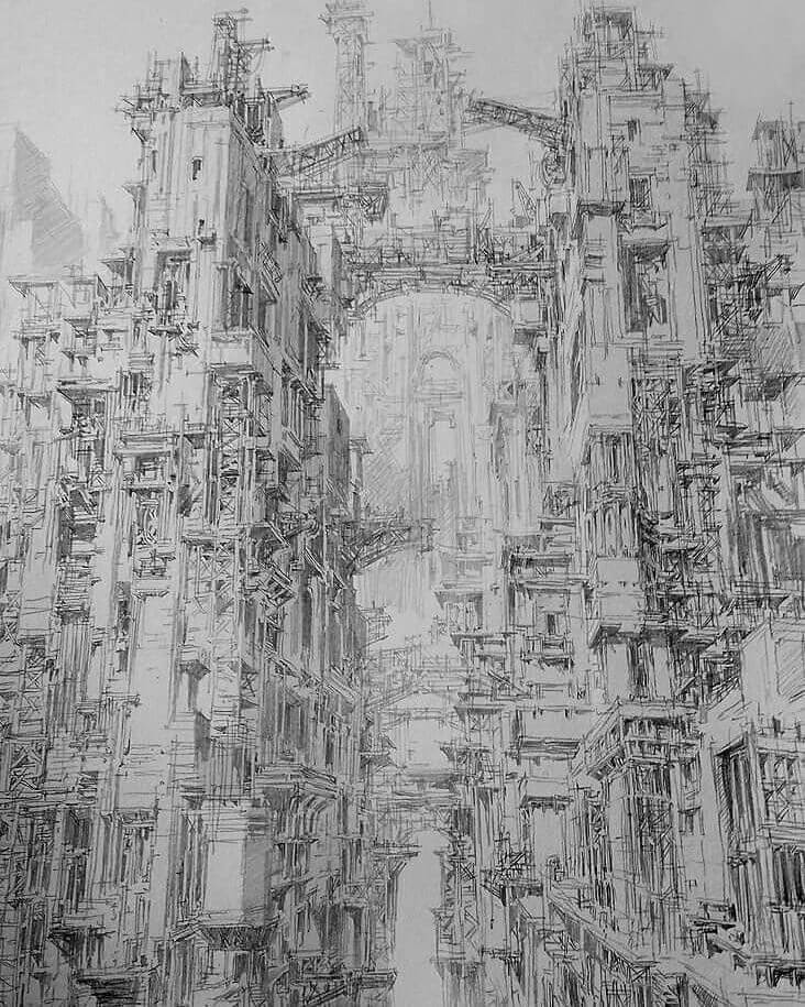06-PaperBlue-Large-Ghostly-Detailed-Fantasy-City-Expanse-www-designstack-co