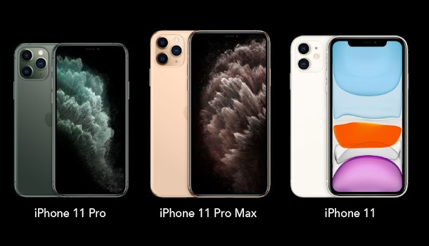 Spesifikasi dan Harga iPhone 11, iPhone 11 Pro, iPhone 11 Pro Max di Indonesia