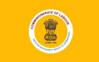 Commissionerate Of Labour, Assam Recruitment 2021