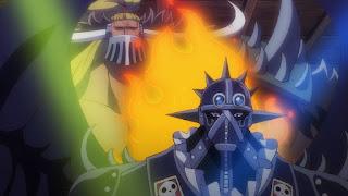 ワンピースアニメ 992話 ワノ国編   ONE PIECE キング ジャック