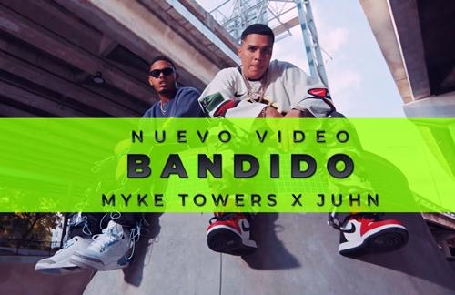 Bandido | Myke Towers & Juhn Lyrics