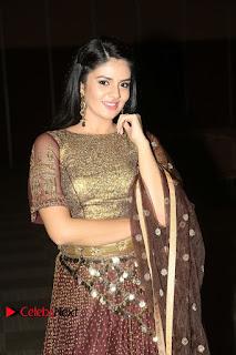 Actress Anchor Sri Mukhi Pictures at Araku Road Lo Audio Launch 0122