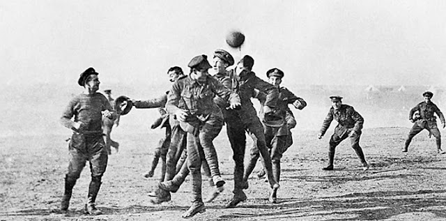 The Christmas Day Truce of World War One Remembered