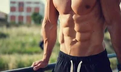 نظام غذائي لإبراز عضلات البطن
