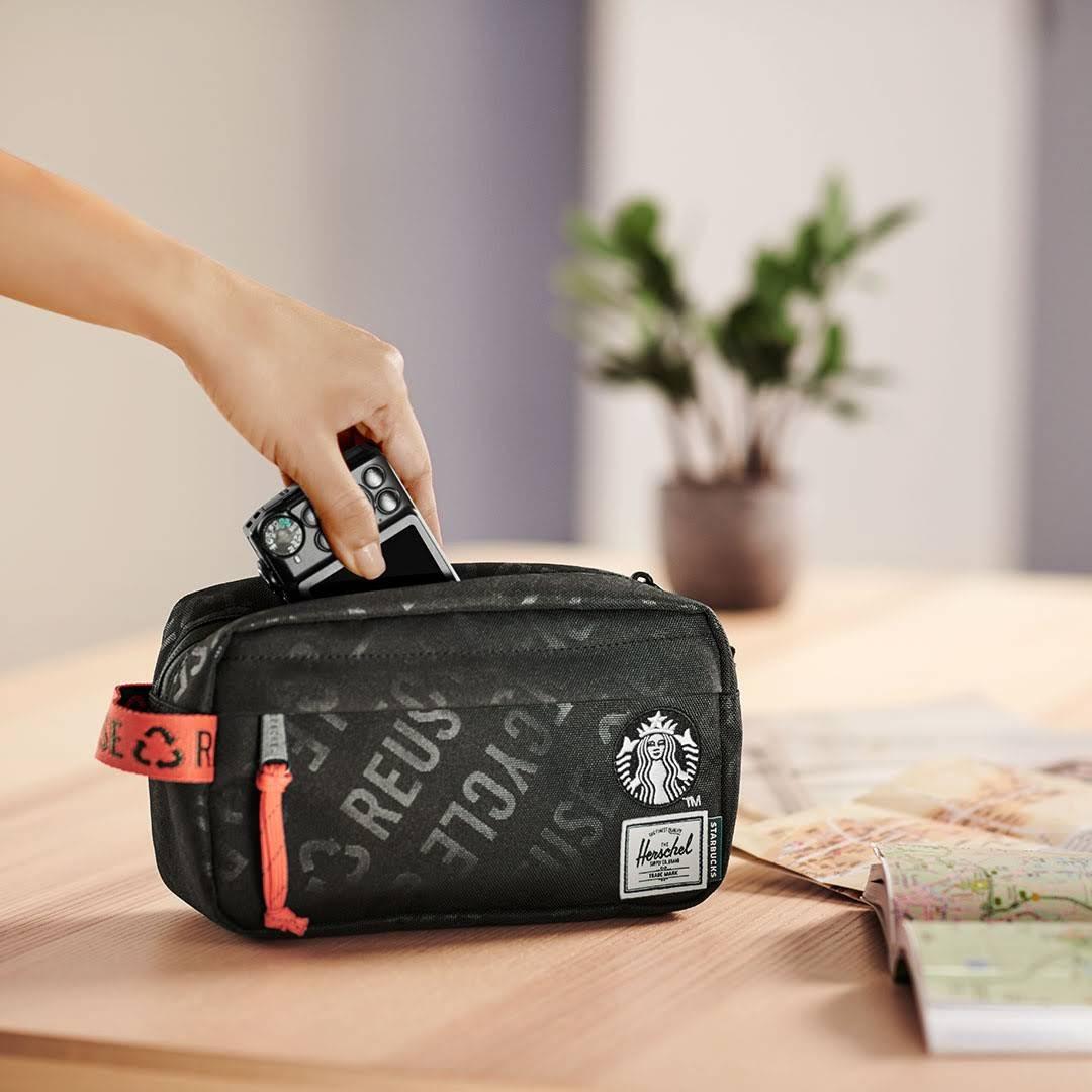 Starbucks® X Herschel Supply Carry Bag (RM 148)