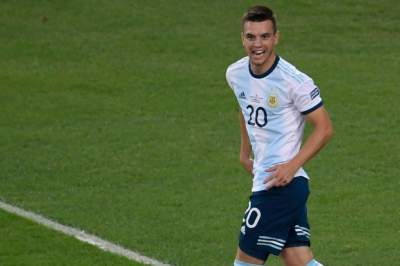 Giovani Lo Celso Imminent, Rose Negotiating