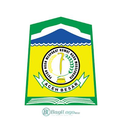 Kabupaten Aceh Besar Logo Vector
