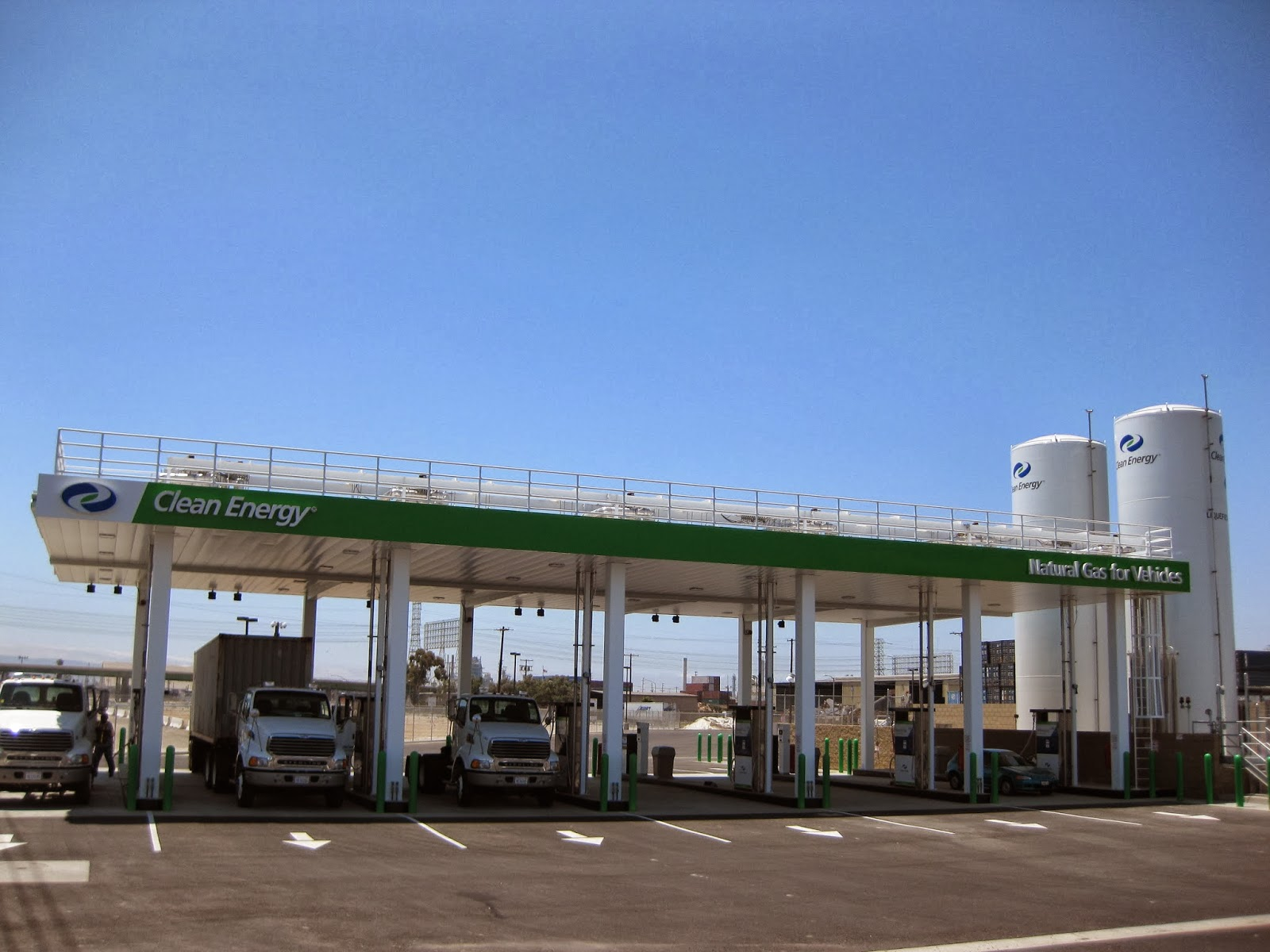Gas Stations In California >> Fuel For Thought Renewable Natural Gas Fuel Available At