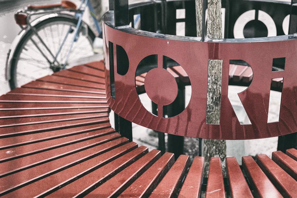 Pori, Porin Kaupunki, Kävelykatu, Kävis, Rakastuporiin, Visitpori, Visualaddict, valokuvaaja, Frida Steiner, Isokarhu, kauppakeskus, ostoskeskus, keskusta, kaupunki