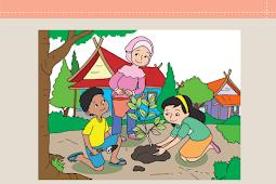 Soal Ulangan Harian Tema 8 Subtema 3  Kelas 5 SD Kurikulum 2013