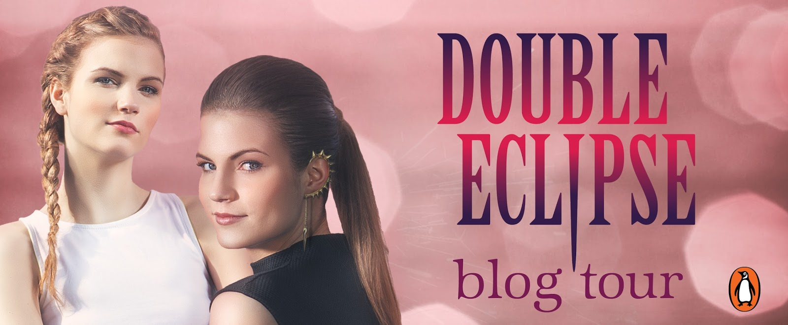 Once Upon a Twilight!: Blog Tour: Double Eclipse by Melissa de la ...