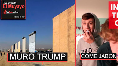 muro de trump, noticias, mexico, retos, donald trump, el muyayo