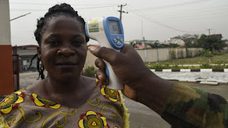 Nigeria corona virus news update