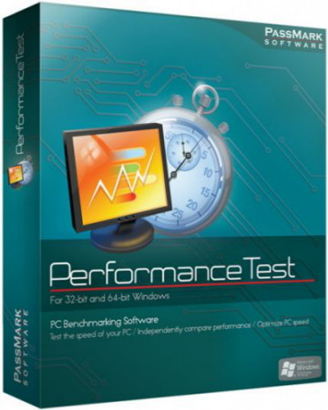 PassMark Performance Test 8