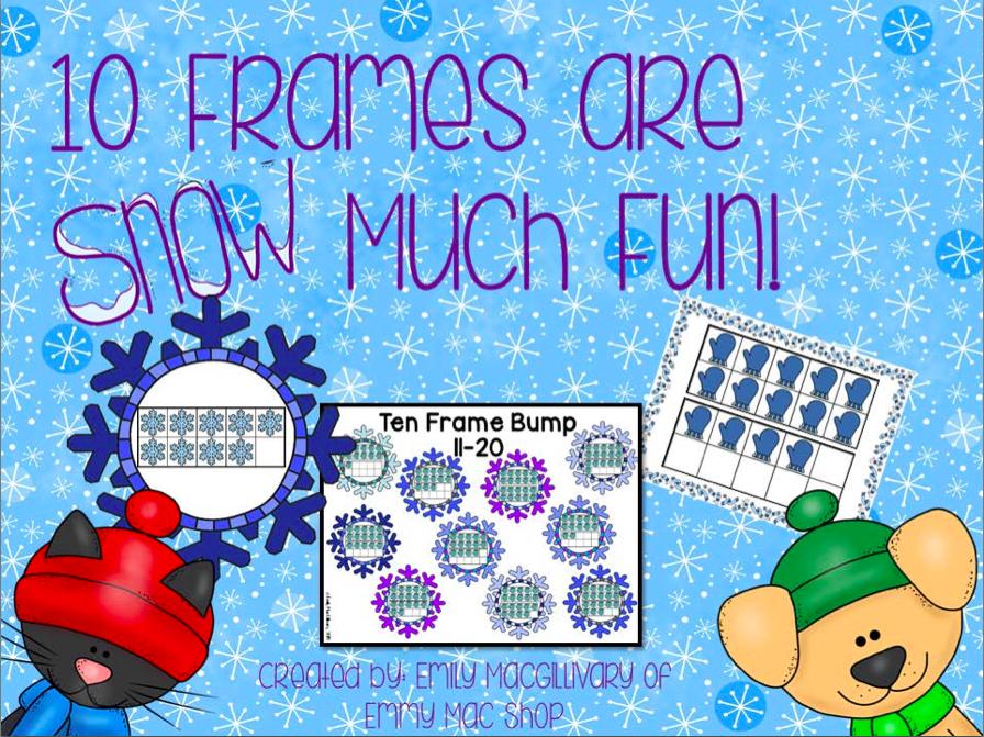 Snow Much Fun! Product Swap!