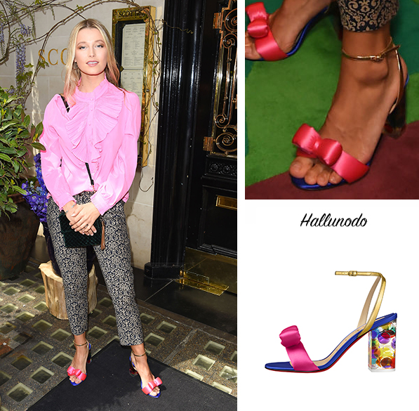 69b3911f7f5 Lily Travers - Lunch celebrating the launch of the Christian ...