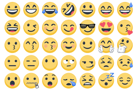 How you can use Facebook Smileys and Emoticons