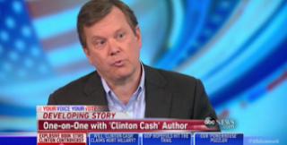 "PunditFact: ""Checks 'ClintonCash' author on claim about Bill Clinton's speaking fees-Verdict...TRUE"""
