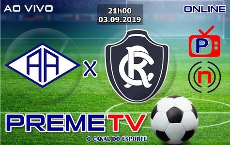 Atlético-AC x Remo Hoje Ao Vivo