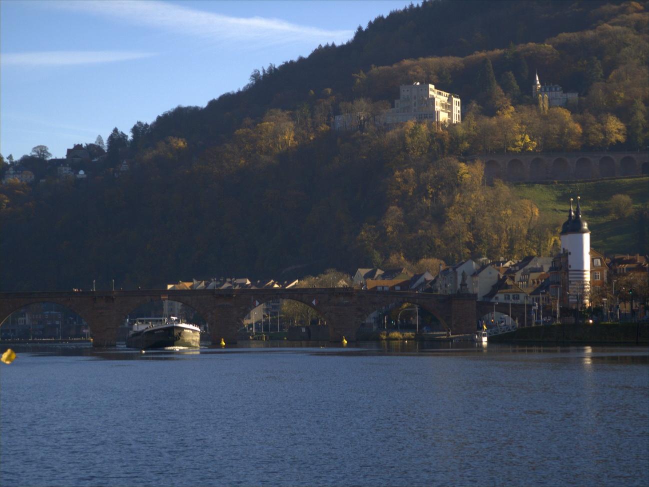 Unterwegs in Heidelberg mit dem Huawai P40 Pro (1)