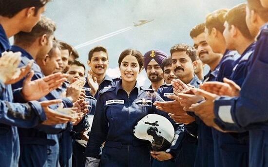Gunjan Saxena – The Kargil Girl Movie Images 1