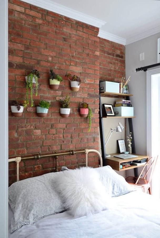 Cómo decorar tu primera casa. Dormitorio