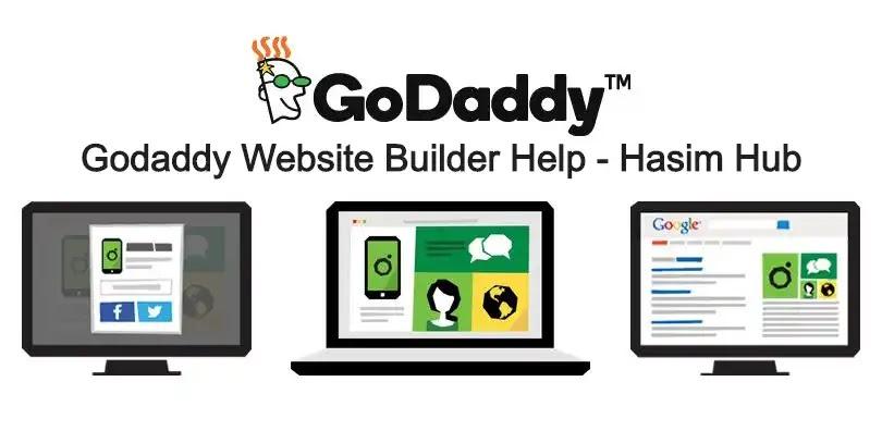 Godaddy Website Builder Help - Hasim Hub