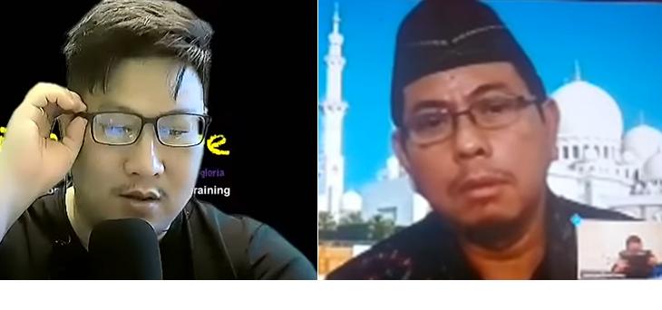 Debat Panas dengan Ustaz, Jozeph Paul Zhang Tidak Bisa Menjawab Pertanyaan Ini