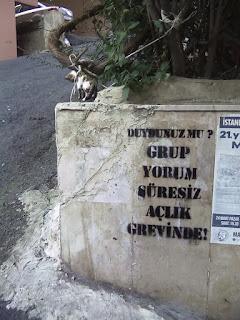 DEV-GENÇ SARIYER GRUP YORUM