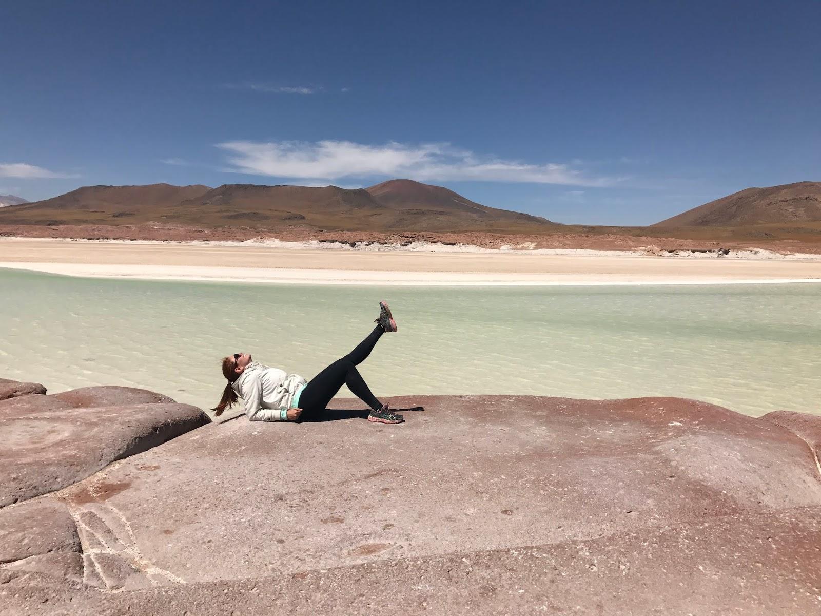 Piedras Rojas - Deserto do Atacama