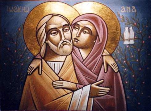 Σύναξις των Δικαίων Ιωακείμ και Άννης