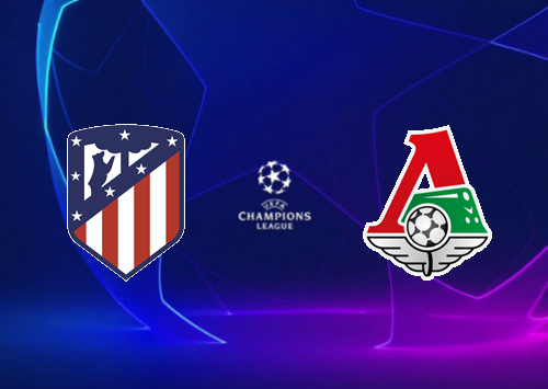 Atletico Madrid vs Lokomotiv Moscow -Highlights 25 November 2020