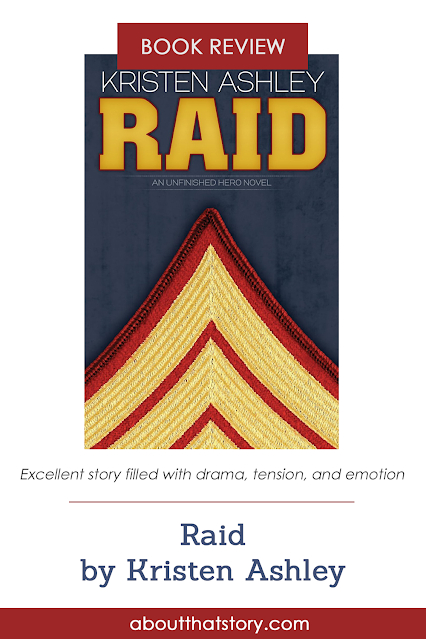 Book Review: Raid by Kristen Ashley | About That Story